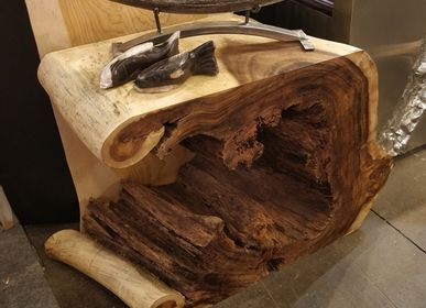 Console table - Root wood console - WILD-HERITAGE.COM