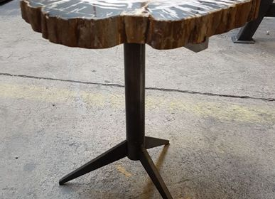 Office seating - Metal foot stool - WILD-HERITAGE.COM
