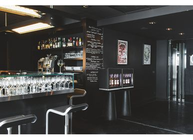 Objets design - Wine Bar 8.0 - EUROCAVE