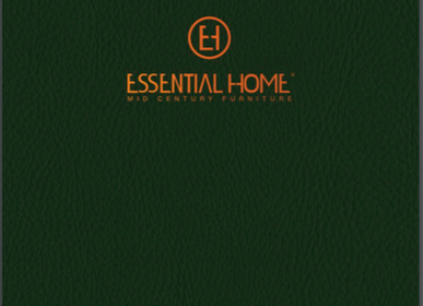 Fauteuils - Essential Home Catalogue - ESSENTIAL HOME