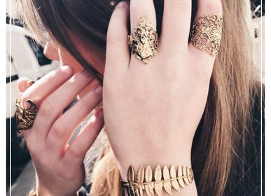 Jewelry - Filigree Ring - LOTTA DJOSSOU