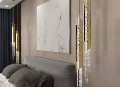 Hotel bedrooms - Avolto Pendant - CASTRO LIGHTING