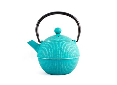 Tea / coffee accessories - Iron teapot japanese - SOPHA DIFFUSION JAPANLIFESTYLE