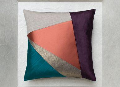 Fabric cushions - COMEDIE cushion - MAISON POPINEAU