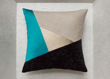 Fabric cushions - COMETE cushion - MAISON POPINEAU