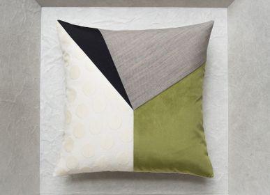 Cushions - EUPHORIE cushion - MAISON POPINEAU