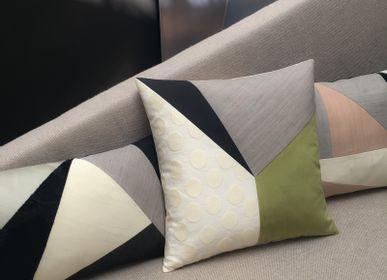 Fabric cushions - EUPHORIE cushion - MAISON POPINEAU