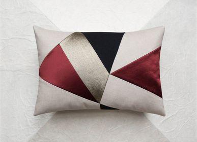 Fabric cushions - COGNAC cushion - MAISON POPINEAU