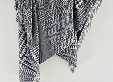 Throw blankets - ALONPI CASHMERE - ALONPI CASHMERE