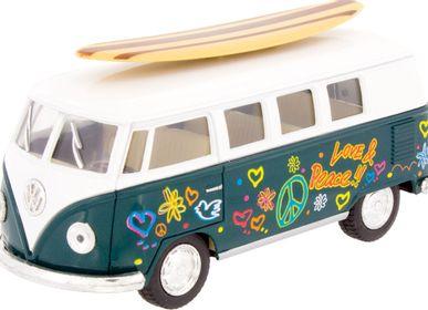Toys - VW BUS PRINTING - ULYSSE COULEURS D'ENFANCE