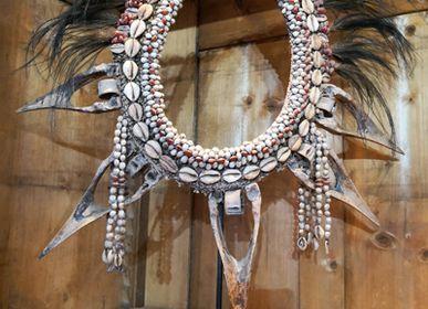 Unique pieces - Papua arts - AN ATOLL