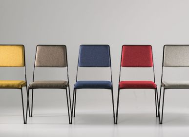 Office seating - Impala Chairs designed by At-Once studio - AIRBORNE