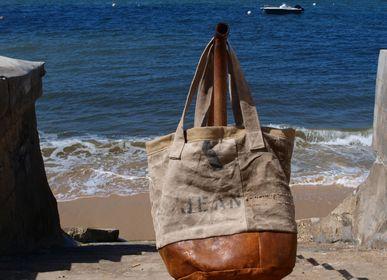 Bags and totes - sac saint jean - LA P'TITE FABRIK