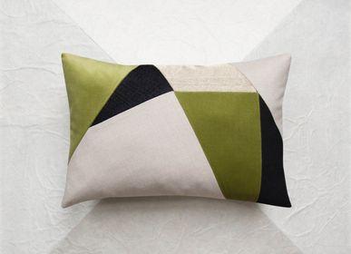 Fabric cushions - MOUSSE cushion - MAISON POPINEAU