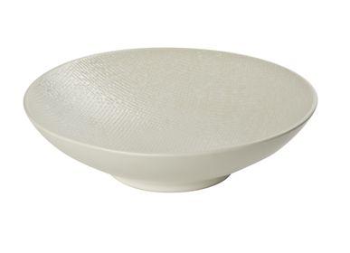 Everyday plates - ASSIETTE CALOTTE 19 CM VESUVIO BLANC - TABLE PASSION - BASTIDE