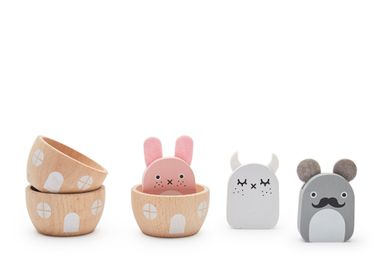 Jouets - Wooden Toy Set KIKO+ x NOODOLL - NOODOLL LTD