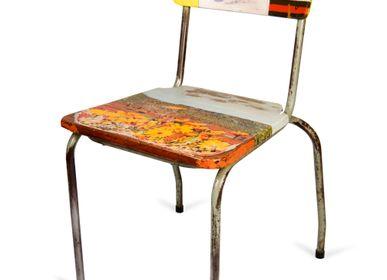 Chaises - Chaise en bois récuperé - DANYÉ