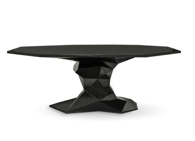Tables - BONSAI BLACK Dining Table - BOCA DO LOBO
