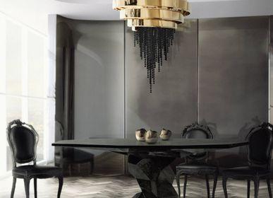 Tables Salle à Manger - BONSAI BLACK Dining Table - BOCA DO LOBO