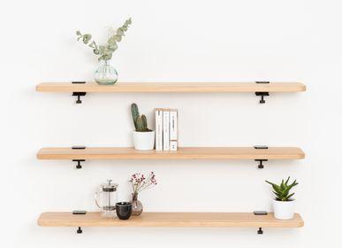 Shelves - Wall BRACKET - B&W - TIPTOE