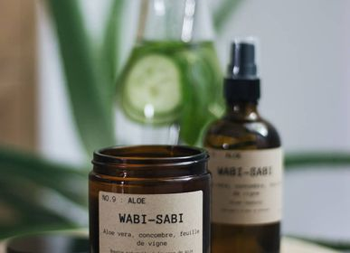 Candles - Candle NO.9 : Aloe by Wabi-Sabi - WABI-SABI