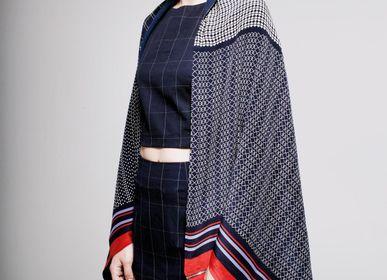 Ready-to-wear - Silk Kimono & Scarf · Jackie - FLORENZ
