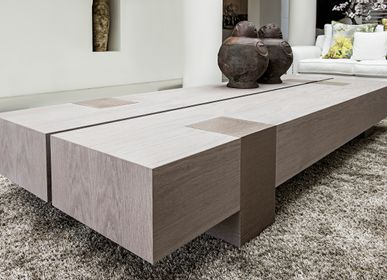 Coffee tables - COFFEE TABLE RACHEL - AALTO EXCLUSIVE DESIGN