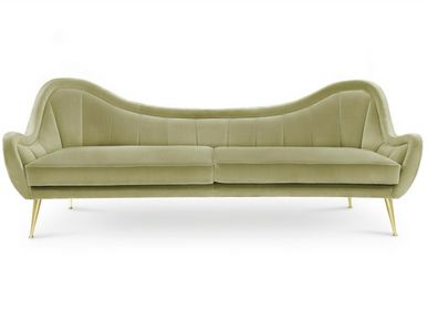 sofas - HERMES 2 Seat Sofa - BRABBU DESIGN FORCES