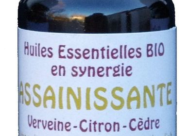 Scents - Organic Essential Oil Blends - CEVEN'AROMES HUILE ESSENTIELLE