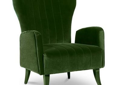 Fauteuils - DAVIS Armchair - BRABBU DESIGN FORCES
