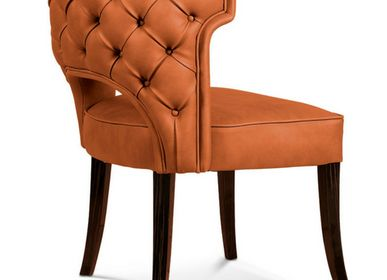 Chairs - KANSAS Dining Chair - BRABBU DESIGN FORCES