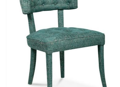 Chaises - ZULU RARE DINING CHAIR - BRABBU DESIGN FORCES