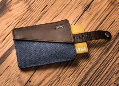 Leather goods - Wallet HANDY - ALASKAN MAKER