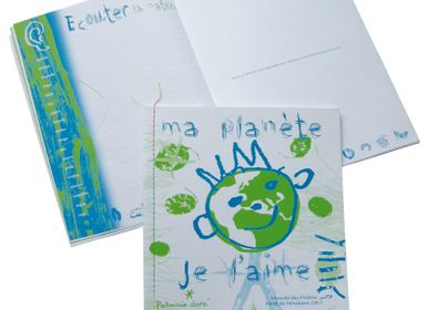 Children's arts and crafts - My planet, I love it - PATRICIA DORÉ