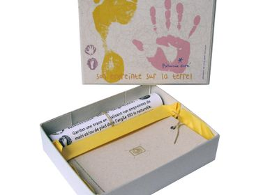 Other wall decoration - HANDMADE MOM KIT: its imprint on the earth! - PATRICIA DORÉ