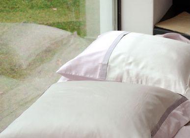 Bed linens - CITY + DANTE BLUE - PATRIZIA D.