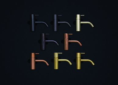 Faucets - Vola exclusive colors - SOPHA INDUSTRIES SAS