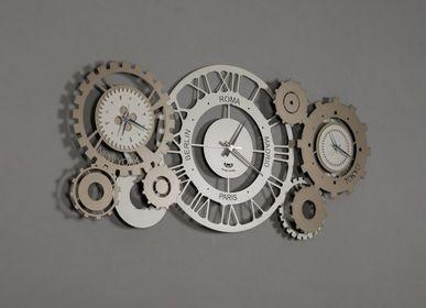Clocks - Clock Fuso Meccano - ARTI E MESTIERI