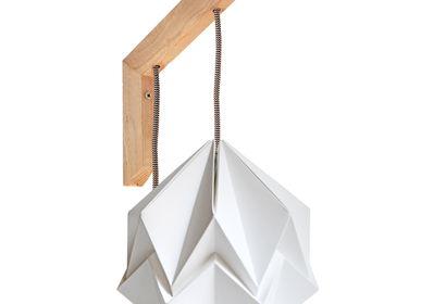 Wall lamps - Wall light - Mokuzai  - TEDZUKURI ATELIER