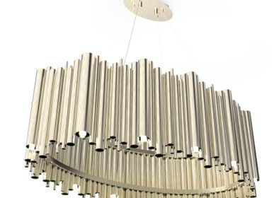 Hanging lights - Brubeck Oval | Suspension Lamp - DELIGHTFULL