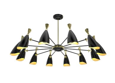 Suspensions - Duke Round | Lampe à Suspension - DELIGHTFULL