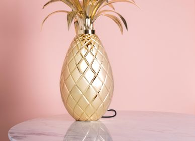 Hotel rooms - Miranda Pineapple | Table Lamp - ESSENTIAL HOME