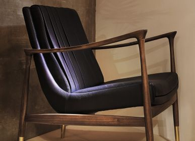 Lounge chairs for hospitalities & contracts - Hudson | Armchair - ESSENTIAL HOME