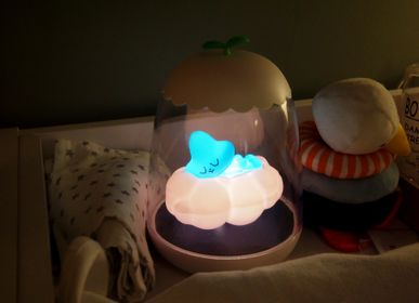 Decorative objects - NUAGE Night Light Petit Akio - BABY WATCH