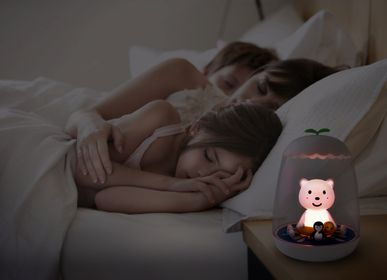 Decorative objects - BEAR Night Light Petit Akio - BABY WATCH