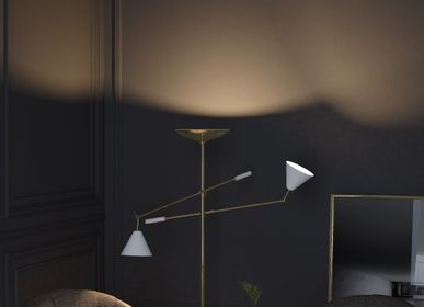 Floor lamps - Torchiere | Floor Lamp - DELIGHTFULL