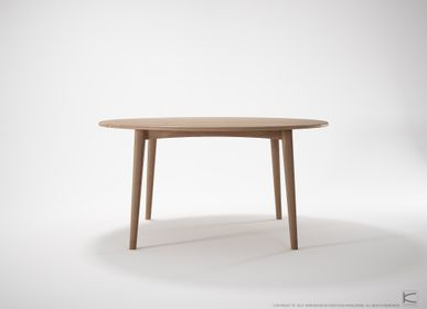 Lawn tables - GRASSHOPPER ROUND DINING TABLE 150 - KARPENTER