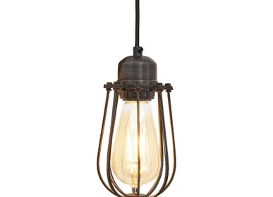 Hanging lights - Orlando Wire Cage Pendant - INDUSTVILLE