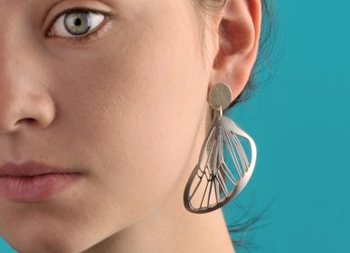 "Jewelry - Earrings ""CICADETTA"" - ANDREA VAGGIONE BIJOUX CONTEMPORAINS"