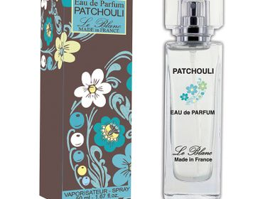 Fragrance for women & men - 50ml Eau de Parfum PATCHOULY - LE BLANC